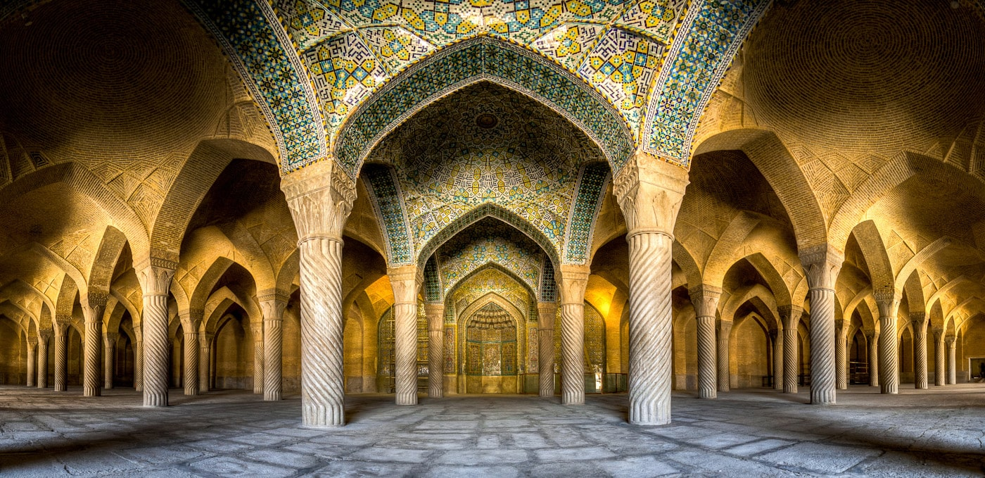 shiraz tour