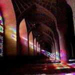 Die Nassir al-Molk Moschee, Schiras