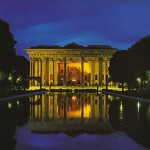 Tschehehel Sotun (Vierzig-Säulen-Palast), Isfahan