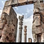 Persepolis. Schiras