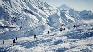 Das Skigebiet Disin
