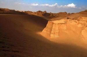 Die Wüste Lut