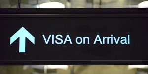 Iran on arrival visa