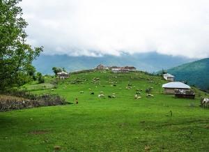 Asalem-Khalkhal-Road