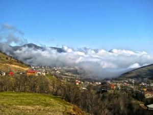 Heyran mountain pass