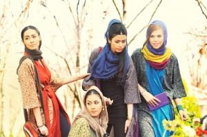 iran girl dress