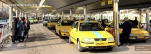 iran taxi