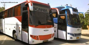 iran bus