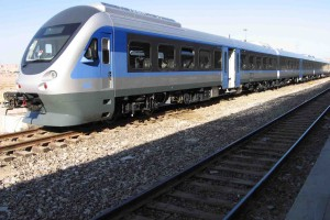 iran train