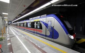 iran metro