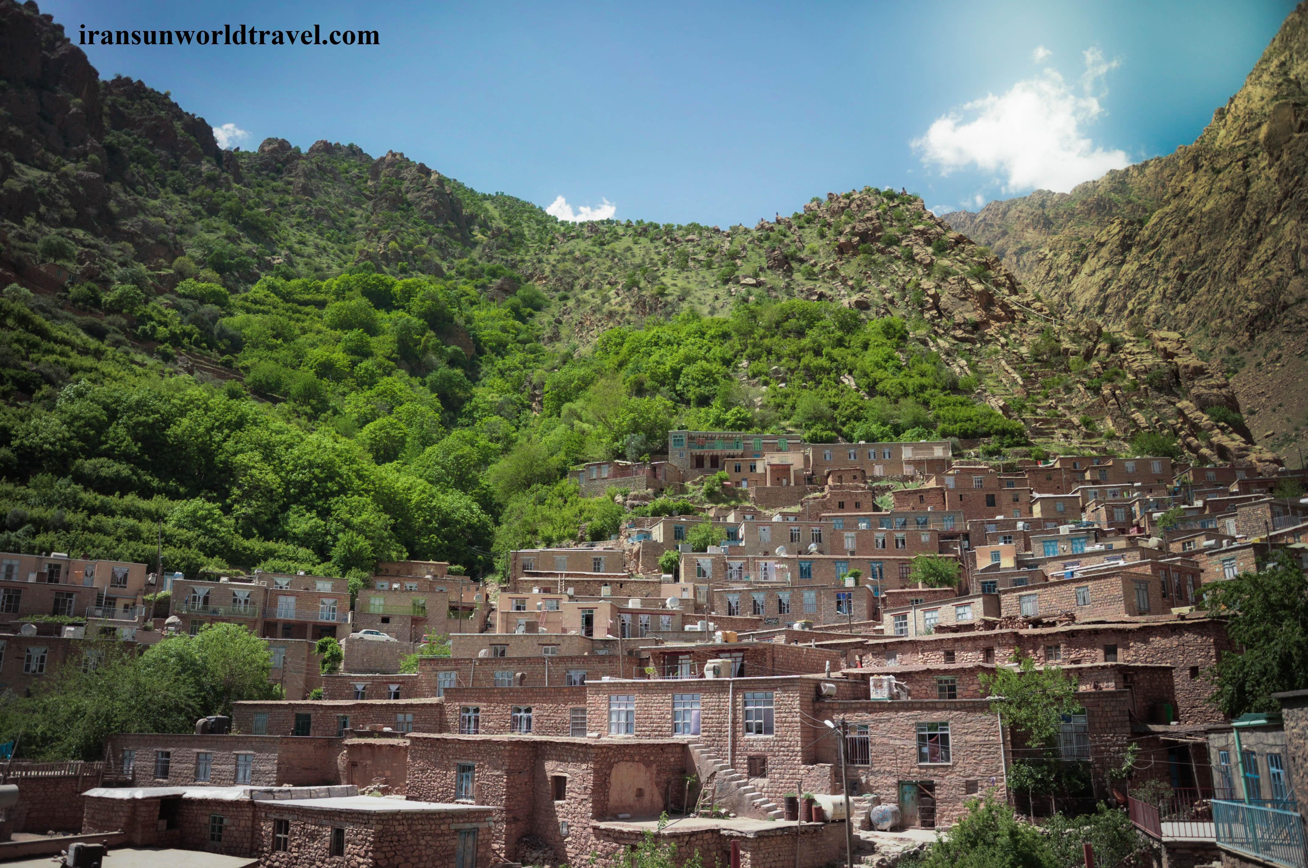 oramanat village