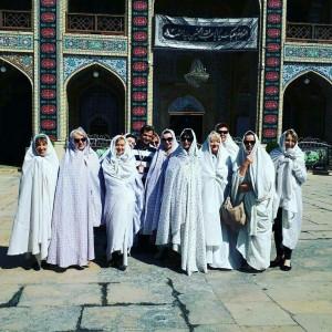 iran tourist