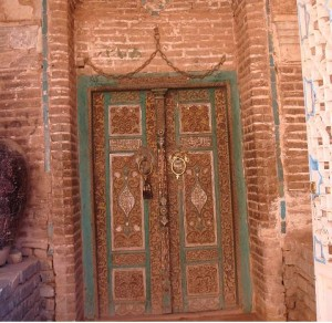 Abyaneh mosque