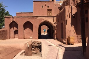 Abyaneh Fire Temple