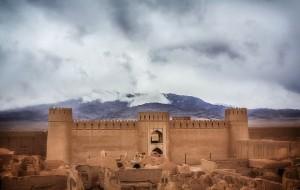 Iran historical castles