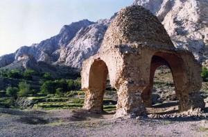 Iran fire temple