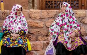 abyaneh women
