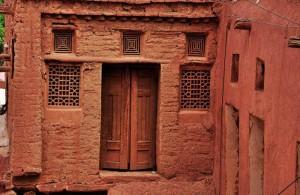 Abyaneh red buildings