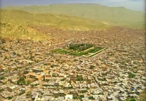 Shiraz day tour
