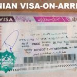 Iranian Visa-On-Arrival