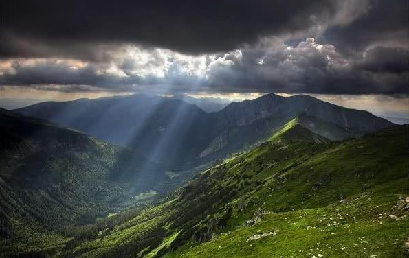 iran nature trip