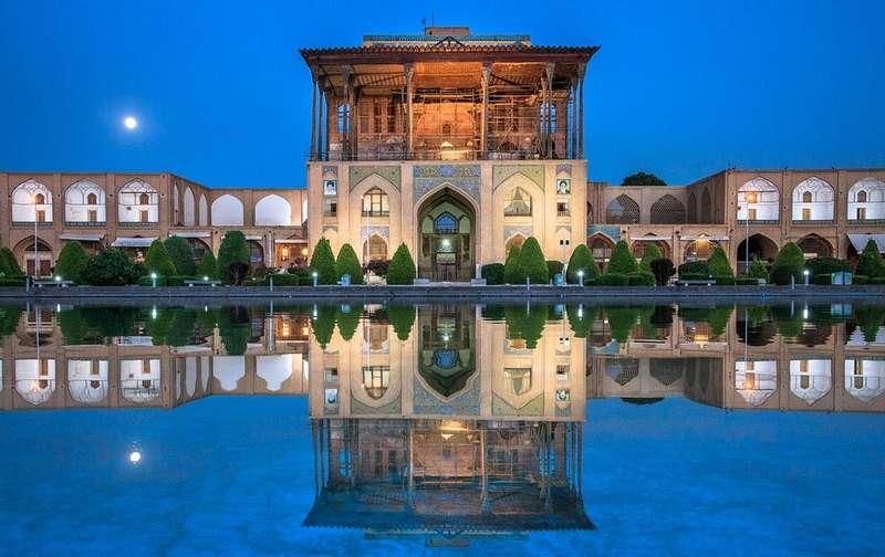 Naghsh-e-Jahan Spuare_ Isfahan