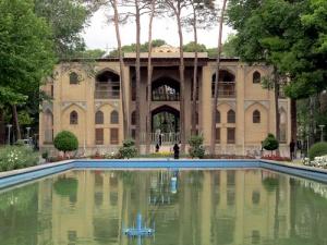 hasht behesht palace