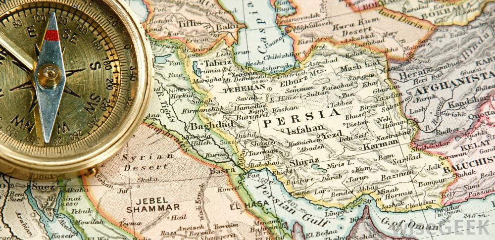 iran language