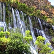 margoon waterfall iran_Echo Tourism