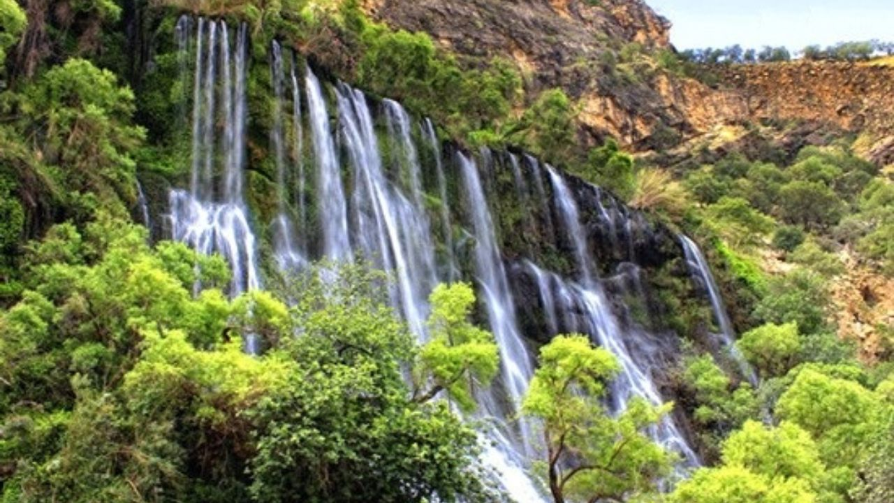 margoon waterfall iran_Echo Tourism