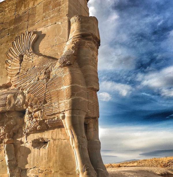 Persepolis palace
