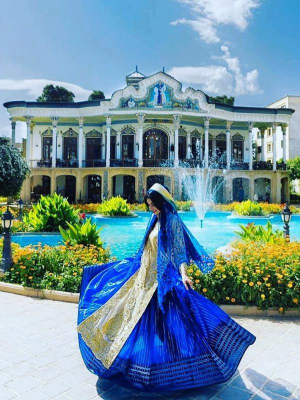 shiraz attractions