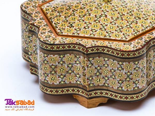 Khatam Handicraft_Inlaying Technic