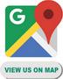 google map logos in footer