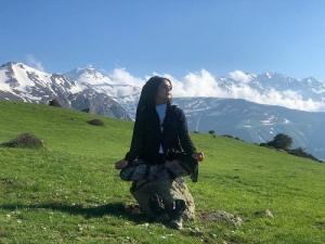 Iran nature therapy tourism