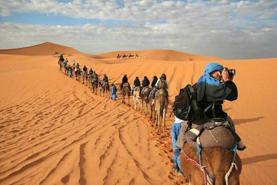 A Tour to Mesr Desert _ Isfahan-Iran