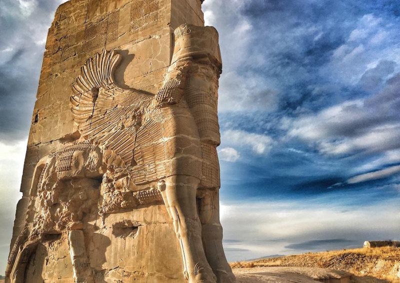 Persepolis palace, Shiraz