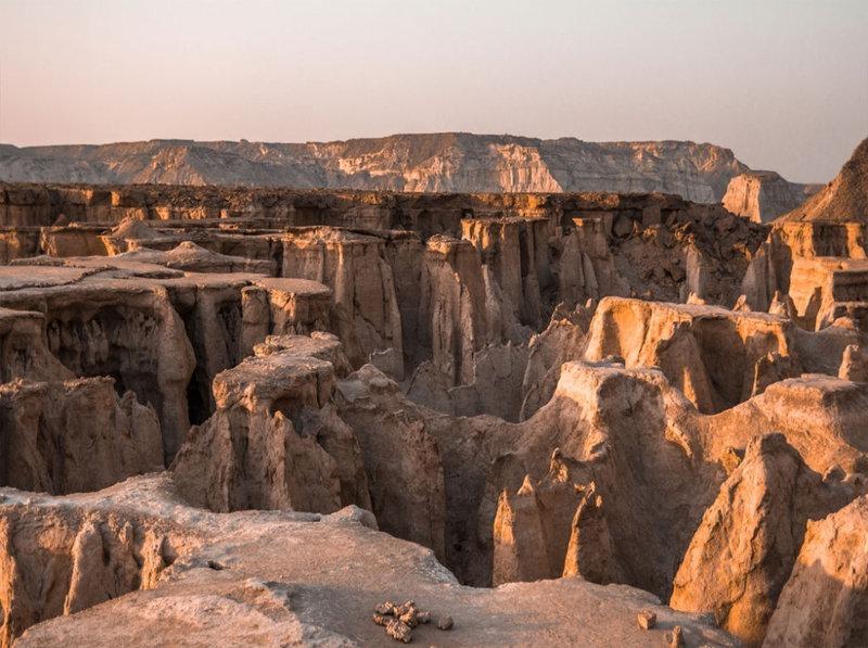stars valley-Qeshm Island