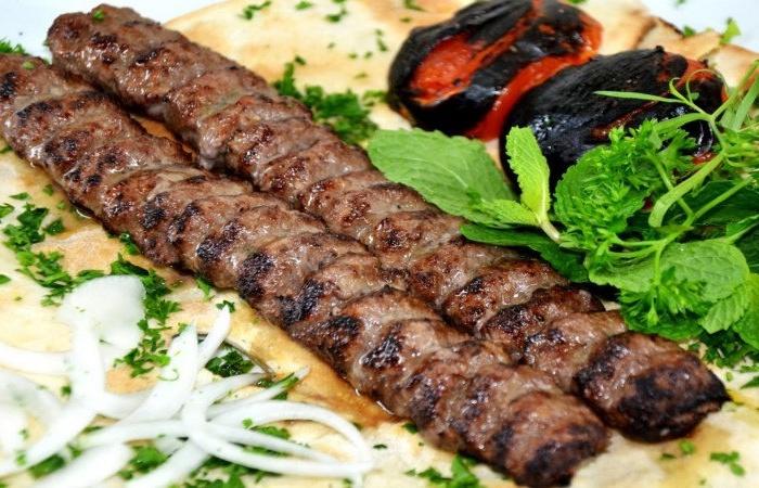 Iranian Kabob Koobide