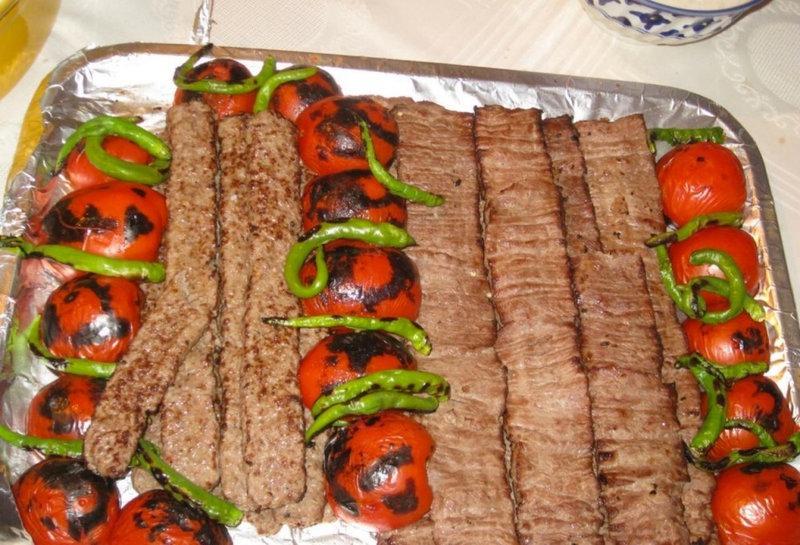Persian kabobs