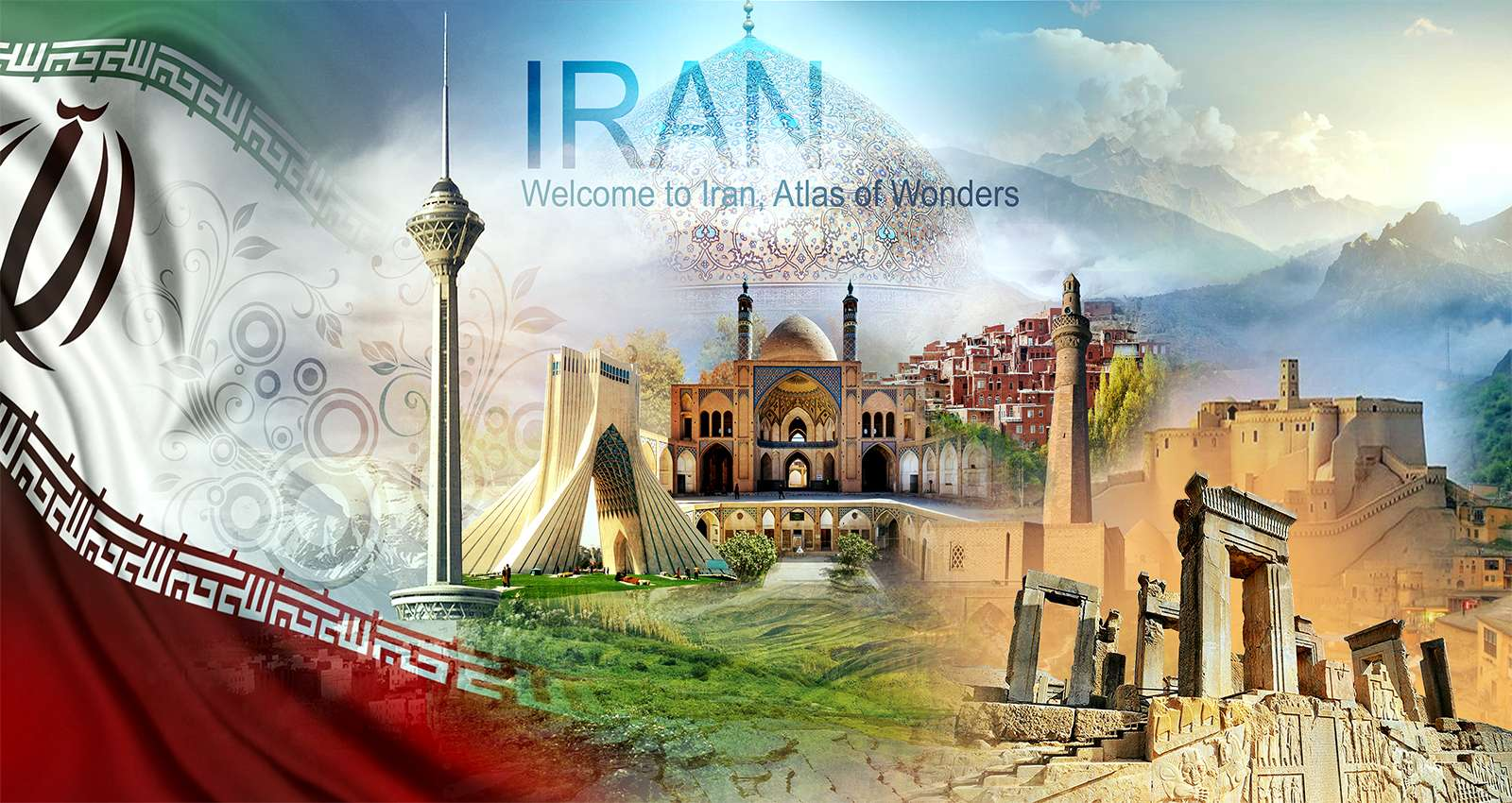 Iran symbols