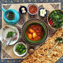 Persian Foods and Drinks