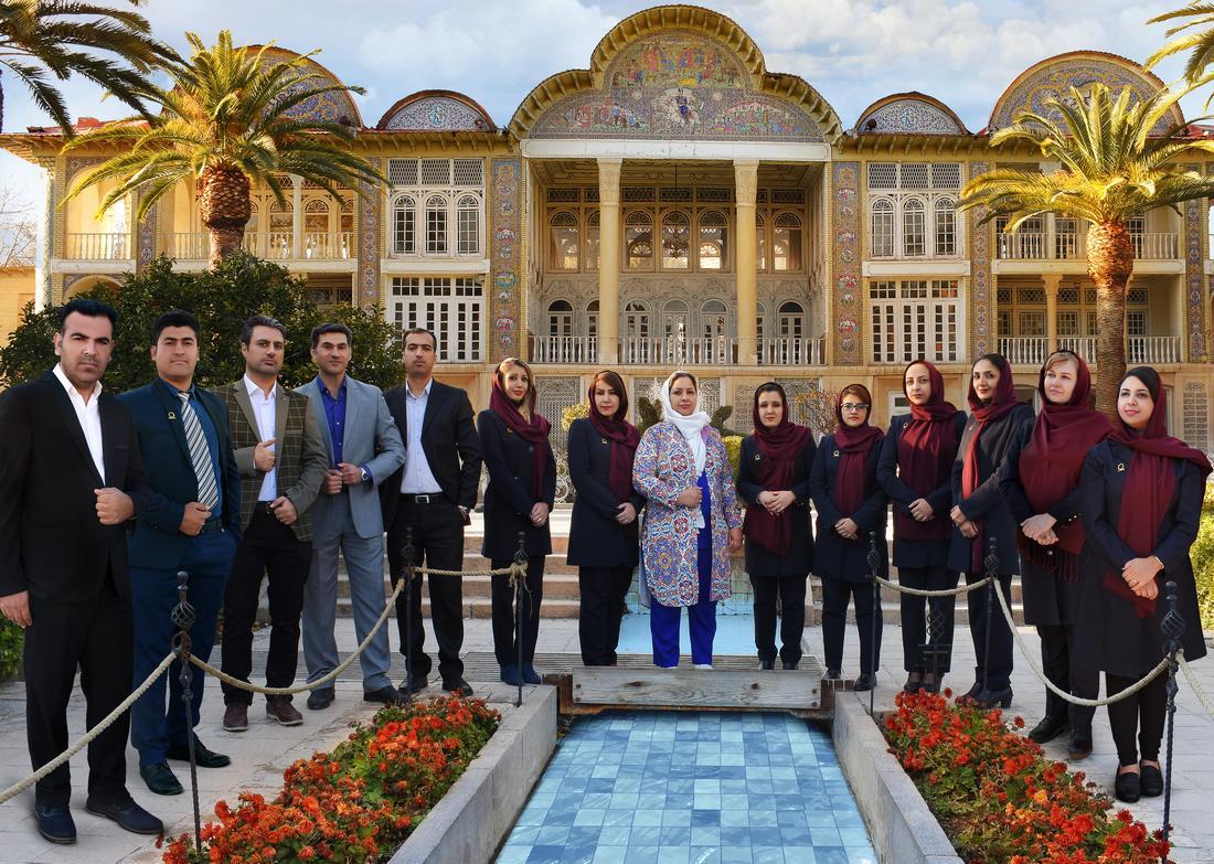 Iran Sun World Employees