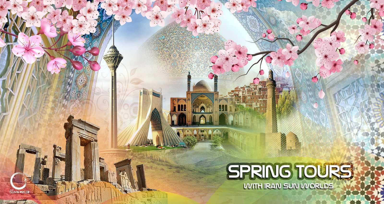 travel to Iran - Iran Spring Tours