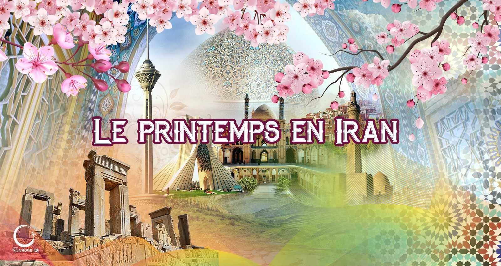 Iran Spring Tours